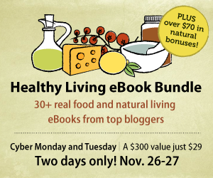 Healthy Living Bundle Cyber Monday