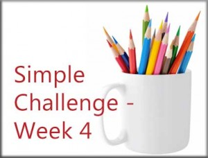 Simple Living Minimalist Challenges