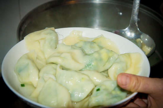 Dumplings - Simple Living China