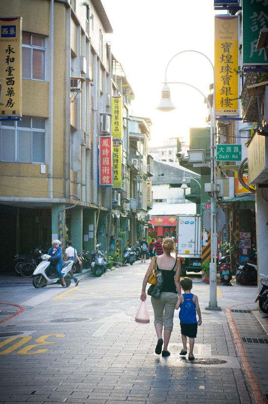 Taiwan - Simple Living Travel